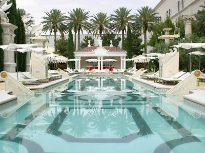 Las Vegas Venus Pool Club at Caesars Palace