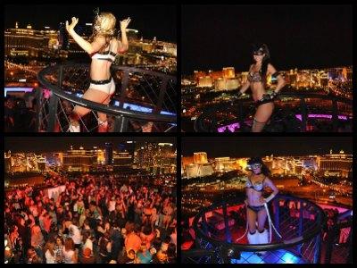 VooDoo Rooftop Nightclub Las Vegas