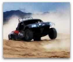 VORE truck - off road Las Vegas dirt race truck