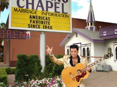 Wee Kirk O' the Heather Wedding Chapel Las Vegas