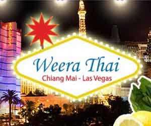 Weera Thai Restaurant Las Vegas