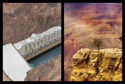 Grand Canyon West Rim Hoover Dam Combo