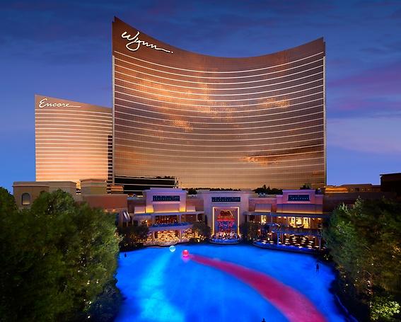 Wynn Hotel in Las Vegas