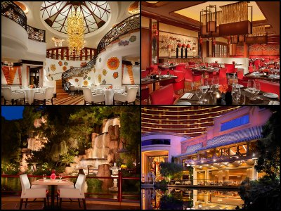 Restaurants at Wynn Hotel in Las Vegas