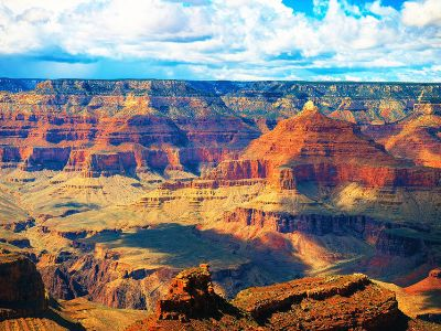 5-Day Tour -  Las Vegas, Grand Canyon, Yosemite National Park & San Francisco