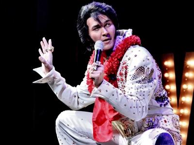 All Shook Up Las Vegas Elvis show