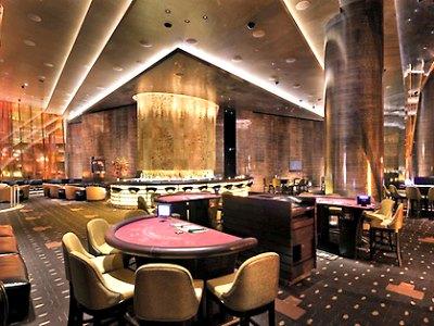 Casino at Aria Hotel in Las Vegas