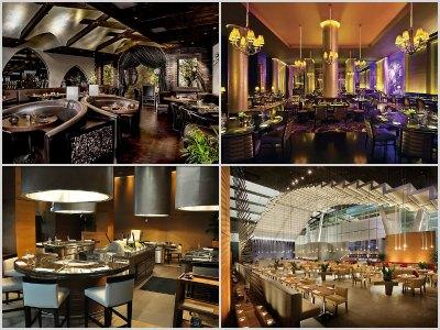 Restaurants at Aria Hotel in Las Vegas