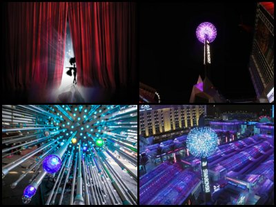Attractions at Bally's Hotel in Las Vegas