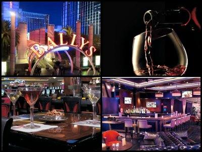 Nightlife at Bally's Hotel in Las Vegas