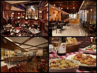 Restaurants at Bally's Hotel in Las Vegas
