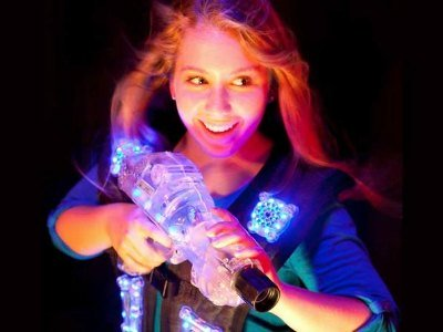 Battle Blast Laser Tag in Las Vegas