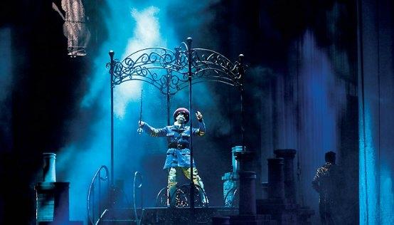 Beatles Love by Cirque du Soleil Show in Las Vegas