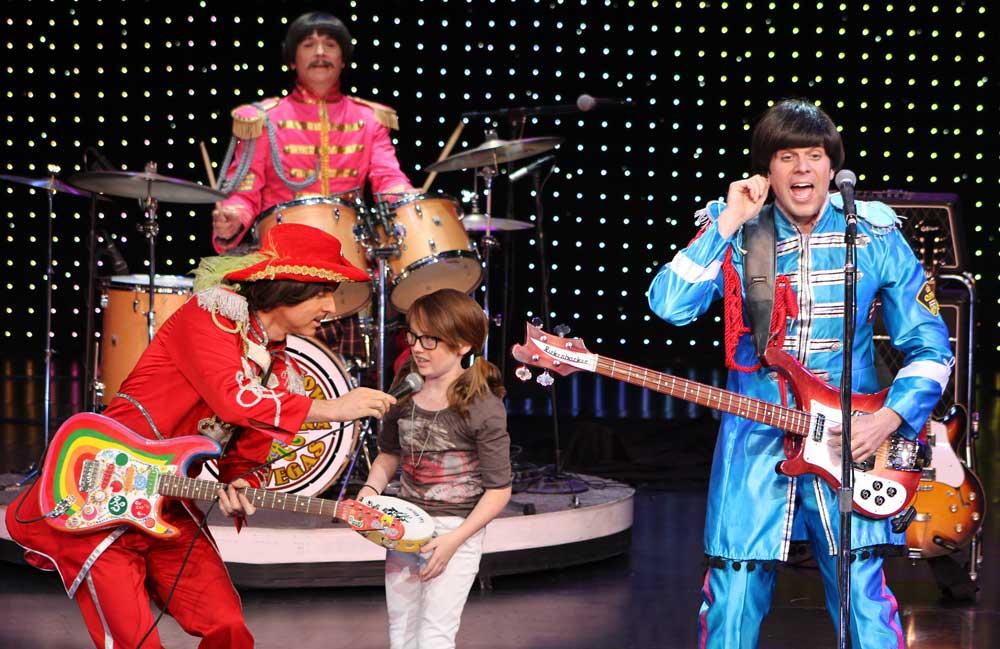Beatleshow Las Vegas