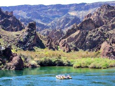 Hoover Dam Black Canyon River Rafting Tour