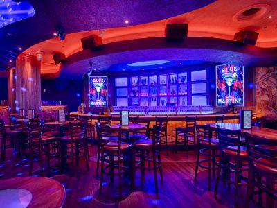Blue MArtini Las Vegas