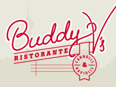 Buddy V's Ristorante in Kid Friendly Las Vegas