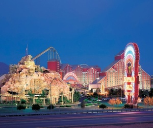 Buffalo Bill's Hotel Las Vegas
