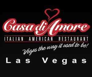 Casa Di Amore Las Vegas restaurant