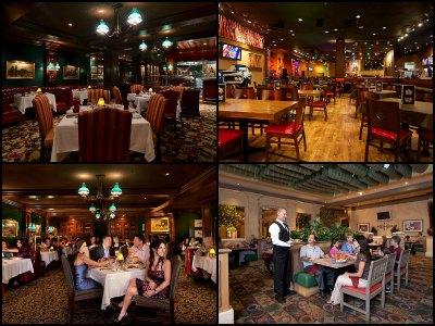 Restaurants at Circus Circus Hotel in Las Vegas