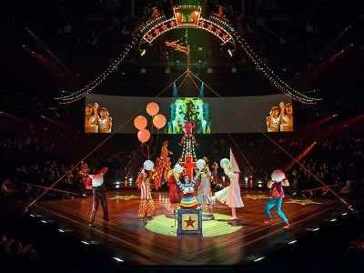 Love show Las Vegas