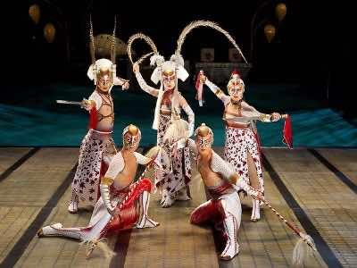 Cirque de Soleil Las Vegas Ka