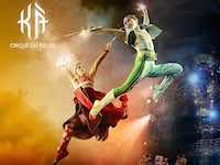 Cirque du Soleil - Ka poster