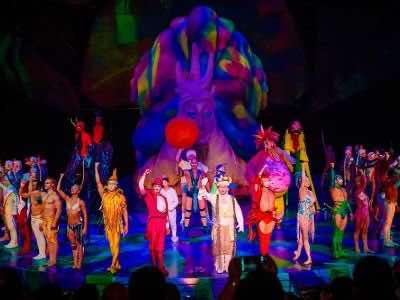 Mystere Las Vegas show