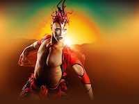 Cirque du Soleil - Mystere poster