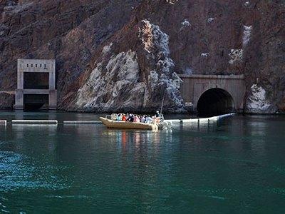 Colorado River rafting tour