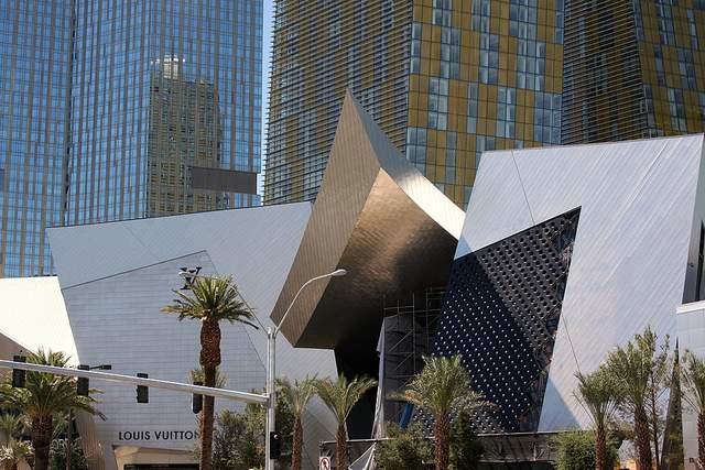 The crystals Las Vegas