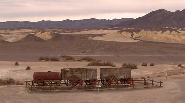 Furnace Creek Ranch Death Valley
