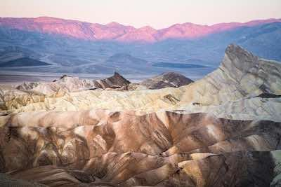 Death Valley tours from Las Vegas
