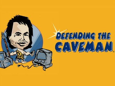 Defending the Caveman in Downtown Las Vegas