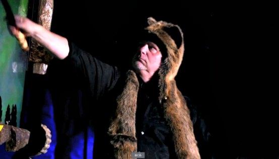 Defending the Caveman Show Las Vegas