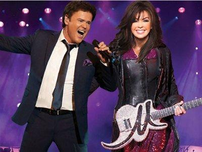 Donny and Marie Las Vegas show