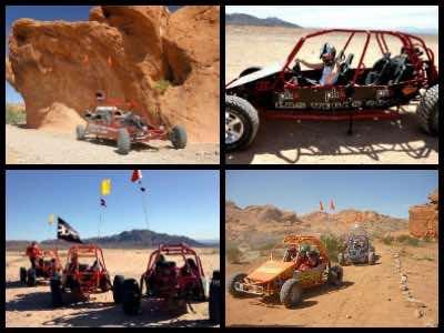 Dune Buggy Las Vegas Tours