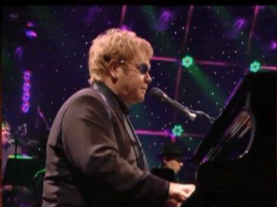 Elton John Las Vegas show