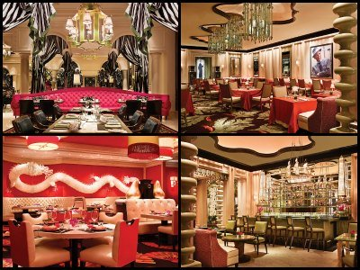 Restaurants at Encore Hotel in Las Vegas