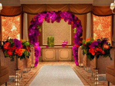 Weddings at Encore Hotel in Las Vegas