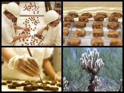 Ethel M Chocolate Factory Las Vegas