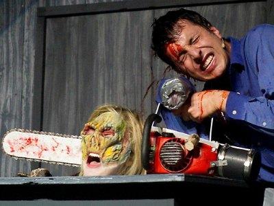 Evil Dead Show Las Vegasa