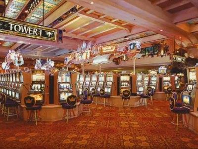 Casino at Excalibur Hotel in Las Vegas