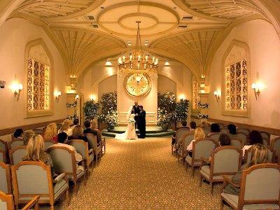 Weddings at Excalibur Hotel in Las Vegas