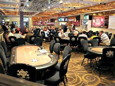 Casino at the Flamingo Hotel in Las Vegas