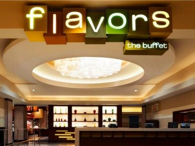 Flavors Buffet at Harrah's  Las Vegas