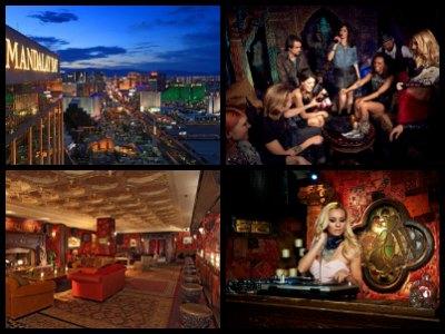 Foundation Room nightclub Las Vegas