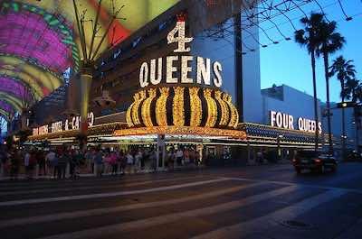 Four Queens Hotel in Las Vegas
