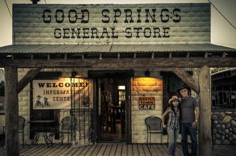 Goodsprings Ghost hunt Tour in Vegas