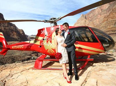 Grand Canyon Helicopter Weddings